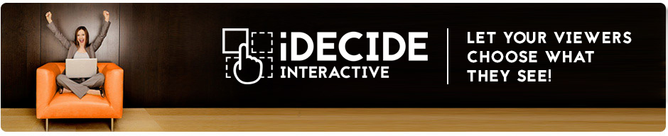 Sign-up to iDecide Interactive